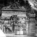 Zementwaren auf der Gewerbeausstellung in Offenbach 1879