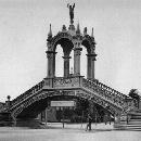 Brücke auf der Düsseldorfer Gewerbeausstellung 1880