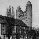 Garnisonkirche Ulm 1908/09, nach einem Entwurf von Theodor Fischer
