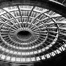 Jahrhunderthalle Breslau 1911/12, Kuppeluntersicht