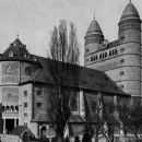 The Garnisonkirche in Ulm, a military church by Theodor Fischer, 1908-10