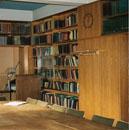 Bibliothek im 1. Obergeschoss