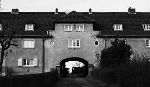 Eisenbahnersiedlung Gremberghoven | Aufnahme Knut Stegmann