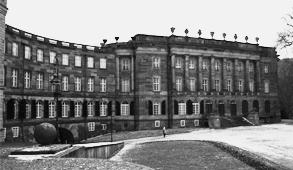 Schloss Wilhelmshöhe, Weißensteinflügel | Aufnahme Knut Stegmann